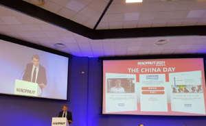 Renzo Piraccini, presentazione The China Day