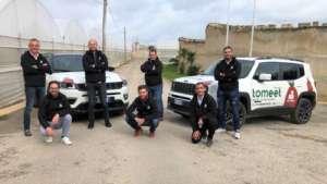 Il team Sicilia degli specialisti di Rijk Zwaan