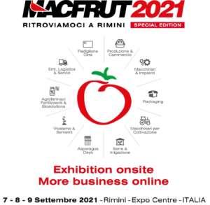 I focus di Macfrut 2021, in programma a Rimini