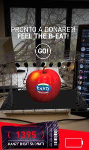 La mela Kanzi parla il linguaggio dei giovani