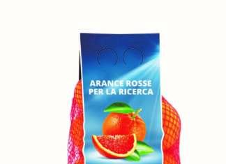 Le reticelle arance rosse della ricerca per Airc