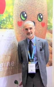 Alessandro Zampagna, direttore generale di Origine Group, nato nel 2015 dall'alleanza strategica fra un gruppo di aziende leader in Italia e in Europa