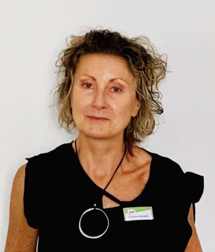 Cristina Bambini, attuale responsabile marketing Dole Italia