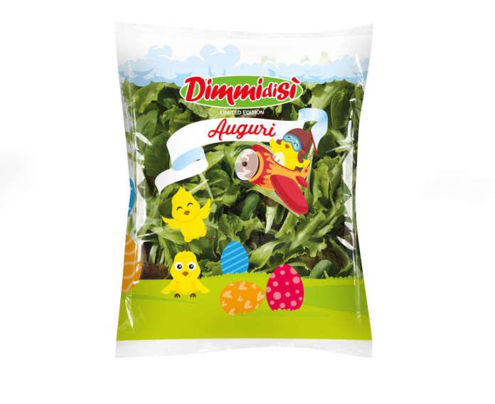 Dimmidisì Insalata Primavera limited edition