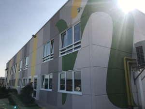 La sede di Natura Nuova, a Bagnacavallo, in Romagna