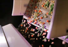 Selezione di verdure surgelate in Ifq con macchine Tomra Food