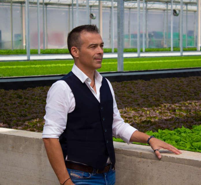Luigi Galimberti, fondatore e amministratore delegato di Sfera Agricola
