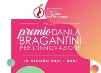 Terza edizione del Premio Danila Bragantini promosso dall'associazione Donne dell'Ortofrutta