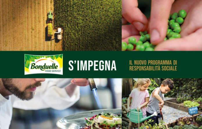 Bonduelle Food Service Italia è il punto di riferimento nel mondo dei vegetali per la ristorazione