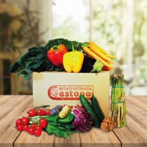 Box Ortofrutta Cestone per lo shop online