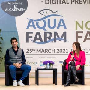 Presentazione di Algae Farm, in programma a Pordenone il 9 e 10 giugno