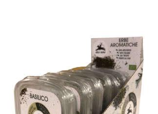 La nuova gamma di erbe aromatiche Alce Nero