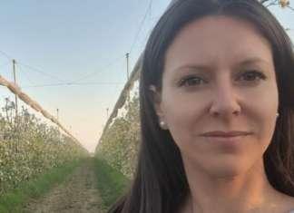 Ilenia Nordera titolare e responsabile commerciale di Bio trading, azienda del Veronese che produce con il marchio Sì...amoBio