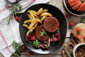 Fantastic Burger Vegamo imita il sapore della carne