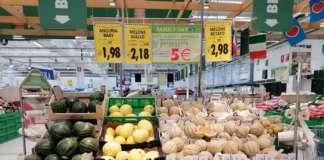 È alta la disponibilità del melone retato siciliano