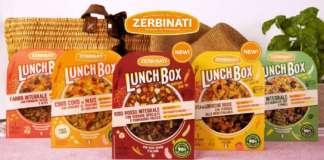 La linea completa delle Lunch Box Zerbinati