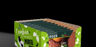 Fantastic Burger Vegamo nella sua box sostenibile