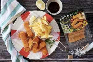 Pesce vegetale a marchio Vegamo