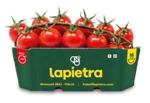 Pomodori Lapietra prodotti in idroponica e certificati residuo zero
