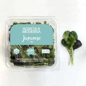 I mix di insalate di quarta gamma di Agricola Moderna