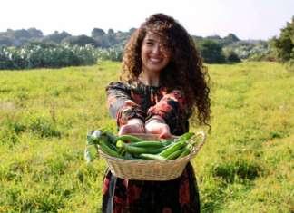 Francesca Lonigro, segue il marketing dell'azienda familiare che commercia ortofrutta