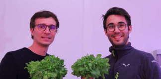 Paolo Forattini e Lorenzo Beccari, co-fondatori di Local Green