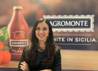 Arestia, responsabile marketing di Agromonte e proprietaria con la famiglia