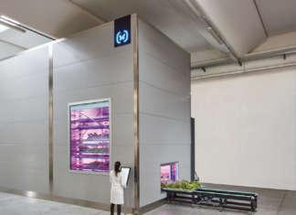 Ono Exponential Farming, la soluzione indoor con la tecnologia idroponica arriva fino a 16 metri in altezza
