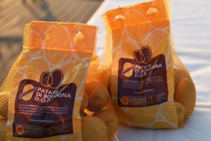 La Patata di Bologna è tutelata dal marchio Dop
