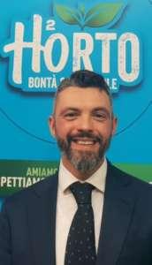 Alessio Orlandi, responsabile commerciale H2Orto