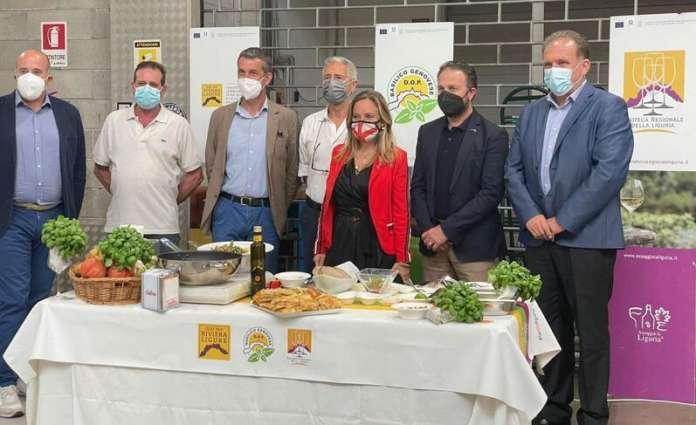 I rappresentanti dei Consorzi dei prodotti Dop liguri incontrano gli operatori dell'ortofrutta