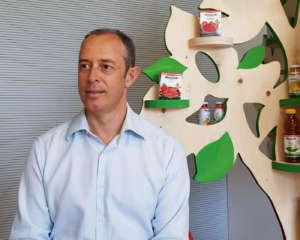 Giorgio Alberani, responsabile commerciale e marketing di Fruttagel