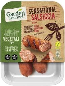 Sensational Salsiccia di Garden Gourmet