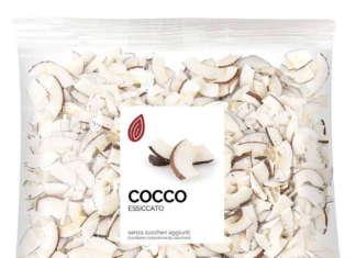 Cocco essiccato Frutta e Bacche, brand di Euro Company