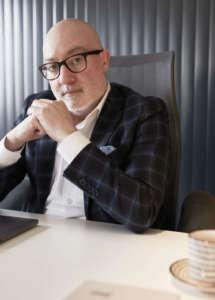 Daniele Modesto, amministratore delegato di Zero