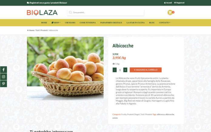 biolaza ecommerce