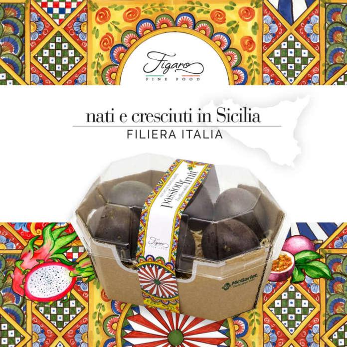 La nuova linea Figaro-Filiera Italia di McGarlet dedicata alla frutta esotica made in Italy