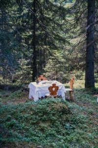 L'evento Taste Nature organizzato dallo chef Falser