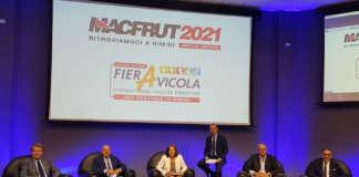 La presentazione oggi, di Macfrut 2021, la fiera internazionale dell'ortofrutta