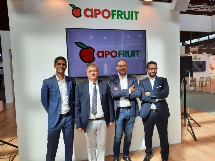 La presentazione del progetto di Apofruit a Macfrut 2021