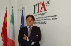 Giampaolo Bruno direttore di Ice-Agenzia a Pechino