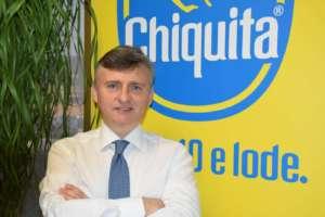 Costabile Romano, attuale direttore commerciale Chiquita in Italia