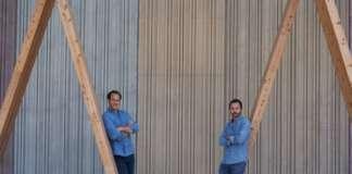 Luca Travaglini e Daniele Benatoff, co-fondatori e co-ad di Planet Farms