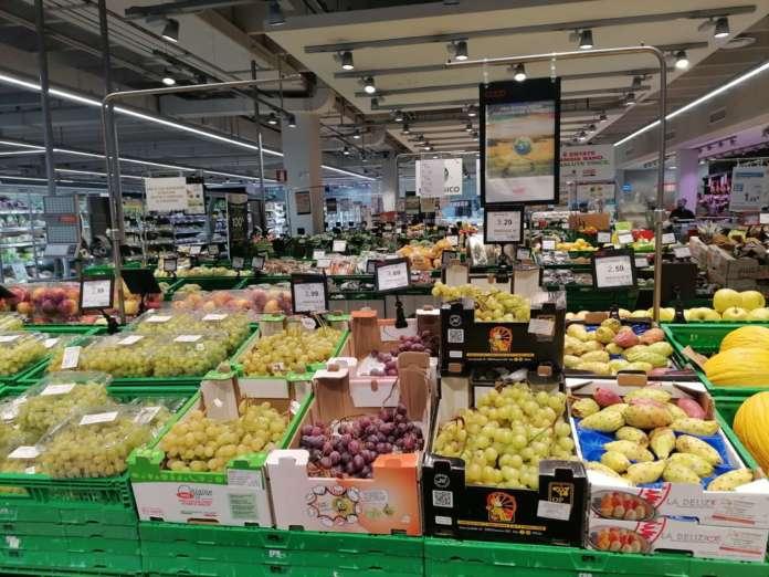 Grande disponibilità per diverse cultivar di uva da tavola