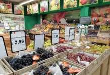 Per l'uva da tavola si registra un'elevata domanda, con diminuzione dei prezzi