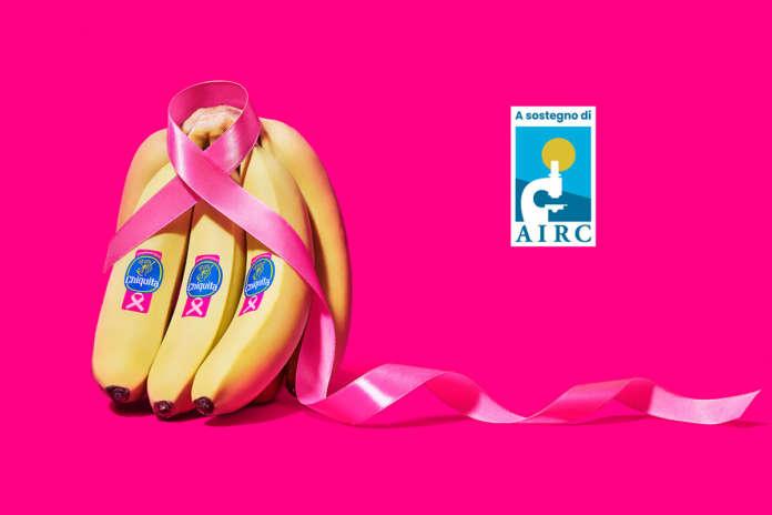 Chiquita sensibilizza le donne sull'importanza della prevenzione nella lotta al cancro al seno