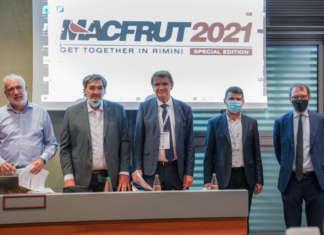 Presentazione a Macfrut 2021 del'International Cherry Symposium, in programma a Macfrut 2022