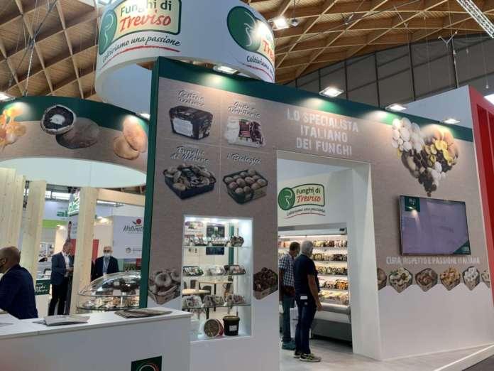 La Op Consorzio Funghi di Treviso sarà presente a Macfrut (pad. D3, stand 035)