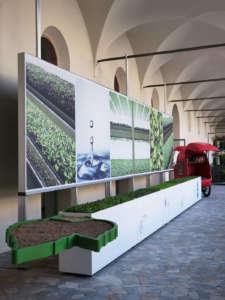 Planet Farms, installazione RoGUILTLESSPLASTIC 2021