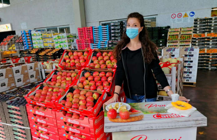 Candine è stata presentata a oltre oltre 100 produttori